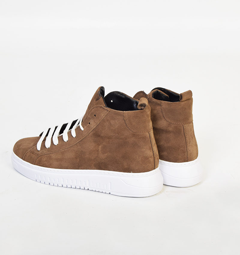 abbigliamento low cost online - scarpa alta bejge camoscio (2).jpg