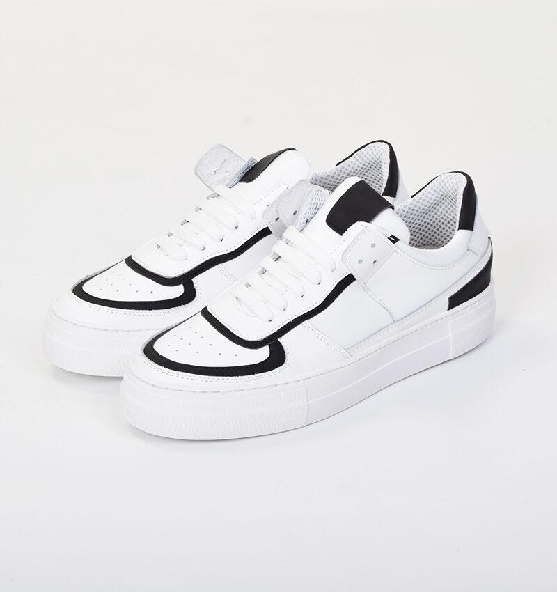 Abbigliamento Uomo Siti (1) - Sneakers NF01 White.jpg