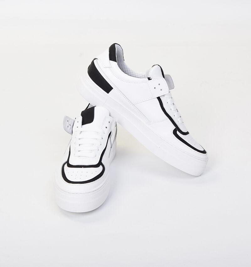 Abbigliamento Uomo Siti (2) - Sneakers NF01 White.jpg
