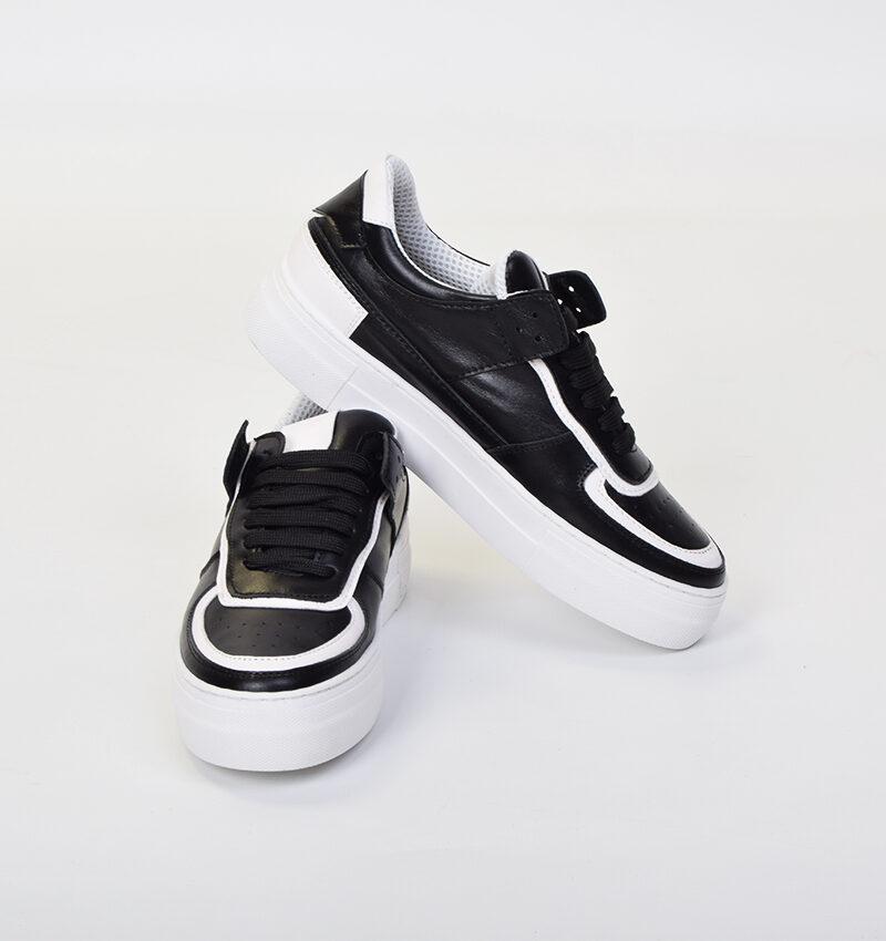 Abbigliamento Uomo Siti (4) - Sneakers NF01 Black.jpg