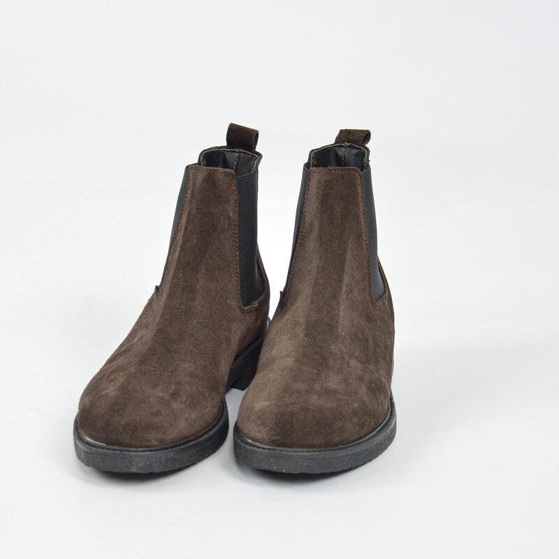 scarpe uomo invernali - stivaletto uomo in camoscio marrone (2).jpg