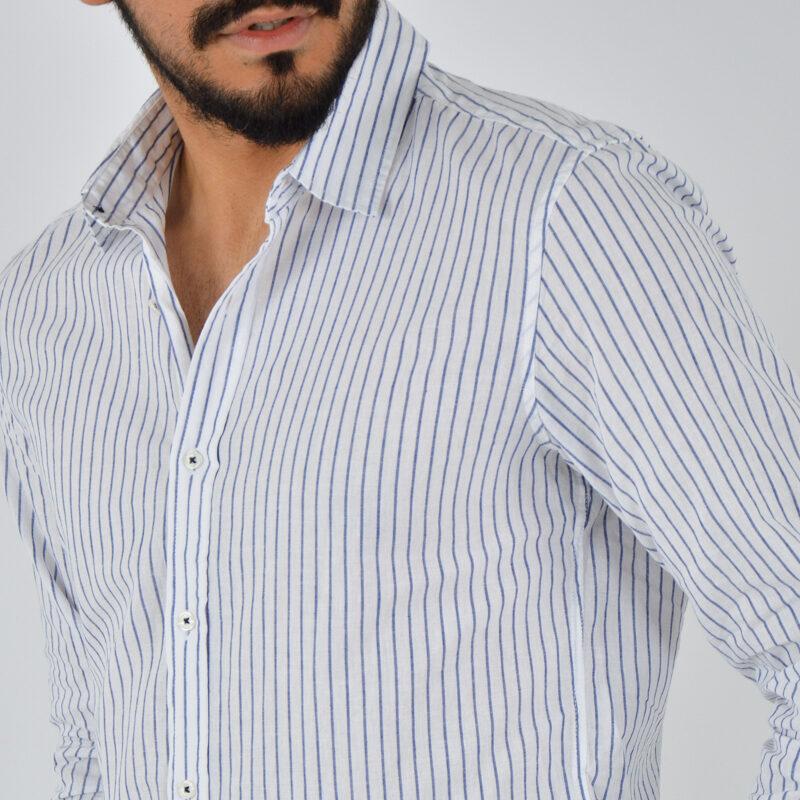 abbigliamento uomo online - camicia uomo collo lino fondo bianco (6).jpg
