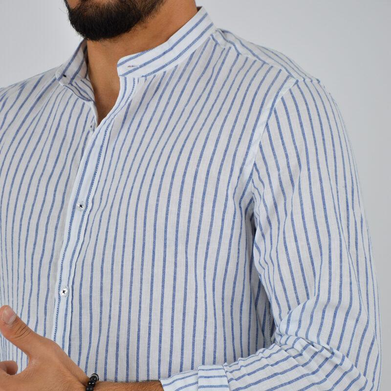 abbigliamento uomo online - camicia uomo coreana lino fondo bianco (6).jpg