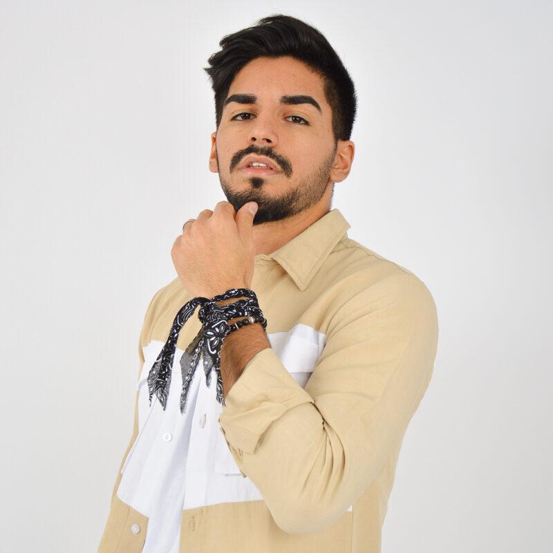 ABBIGLIAMENTO UOMO ONLINE - camicia doppio colore tasche beige (2).jpg