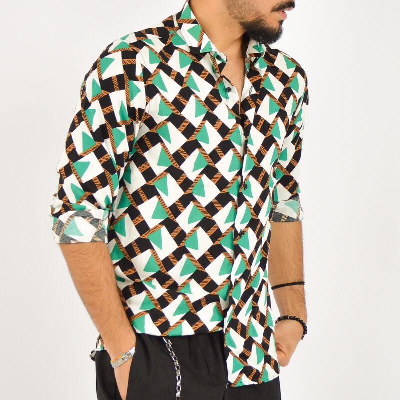 ABBIGLIAMENTO UOMO ONLINE - camicia uomo manica lunga fantasia  (4).jpg